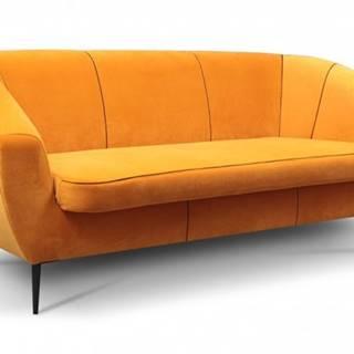 Trojsedačka Ladon oranžová