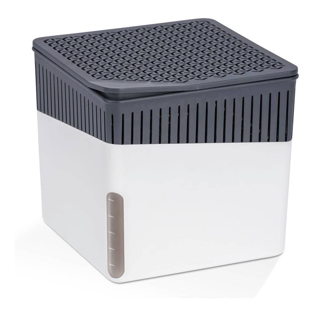 Wenko Biely odvlhčovač vzduchu Wenko Cube, 500 g