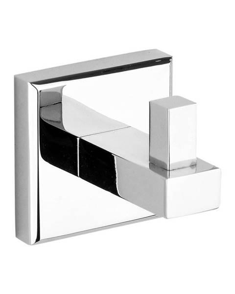 Strieborné doplnky do kúpeľne Plastia